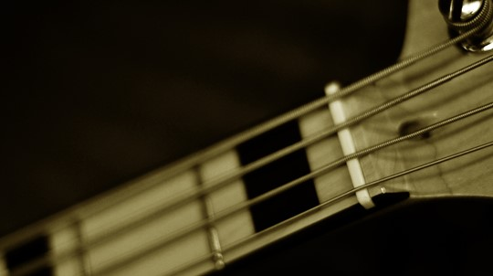 Soloing Concepts For Electric Bass